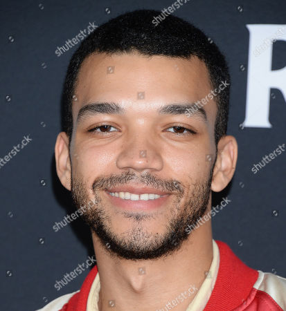 Stock Picture of Justice Smith