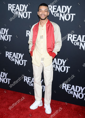 Editorial photo of 'Ready or Not' film premiere, Arrivals, ArcLight Cinemas, Los Angeles, USA - 19 Aug 2019
