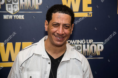 """Kid Capri attends the premieres of We TV's """"Growing Up Hip Hop: New York"""" and """"Untold Stories of Hip Hop"""" at The Paley Center, in New York"""