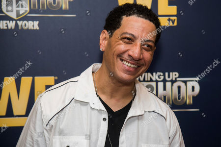"""Editorial image of We TV's """"Growing Up Hip Hop: """" and """"Untold Stories of Hip Hop"""" Premieres, New York, USA - 19 Aug 2019"""