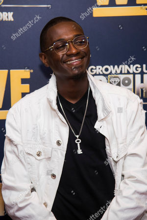 """Stock Image of William Drayton Jr. attends the premieres We TV's """"Growing Up Hip Hop: New York"""" and """"Untold Stories of Hip Hop"""" at The Paley Center, in New York"""