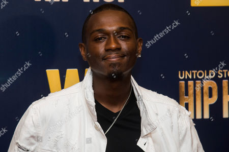 """Editorial picture of We TV's """"Growing Up Hip Hop: """" and """"Untold Stories of Hip Hop"""" Premieres, New York, USA - 19 Aug 2019"""