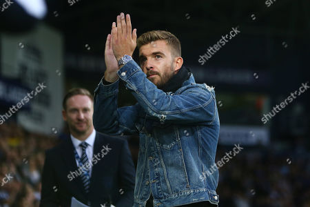 Editorial photo of West Bromwich Albion v Reading, EFL Sky Bet Championship, Football, The Hawthorns, West Bromwich, UK - 21 Aug 2019