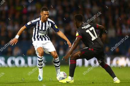 Editorial picture of West Bromwich Albion v Reading, EFL Sky Bet Championship, Football, The Hawthorns, West Bromwich, UK - 21 Aug 2019