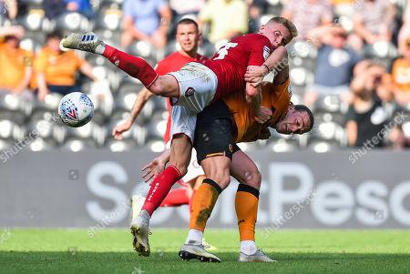 Editorial image of Hull City v Bristol City, EFL Sky Bet Championship, Football, KCOM Stadium, Hull, UK - 24 Aug 2019