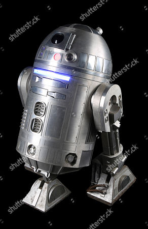 A light-up remote control R2-BHD droid from Gareth Edwards' Rogue One: A Star Wars Story. Estimate: £60,000 - £80,000.