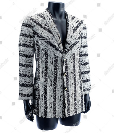 A Hill Valley 2015 citizen's jacket from Robert Zemeckis' sci-fi adventure sequel Back to the Future Part II. Estimate: £600 - £800.