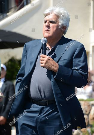 Stock Picture of Jay Leno