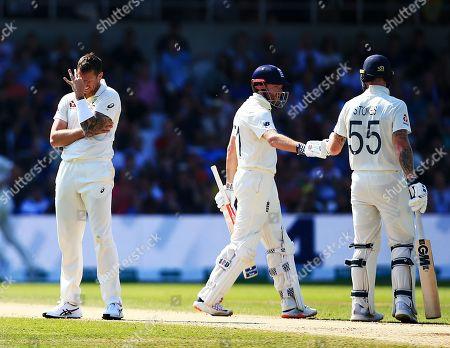 Editorial photo of England v Australia, 3rd Test, Day 4, Specsavers Ashes Series, Cricket, Headingley Cricket Ground, Leeds, UK - 25 Aug 2019