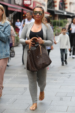 Lauren Goodger at Heart Radio, Global House