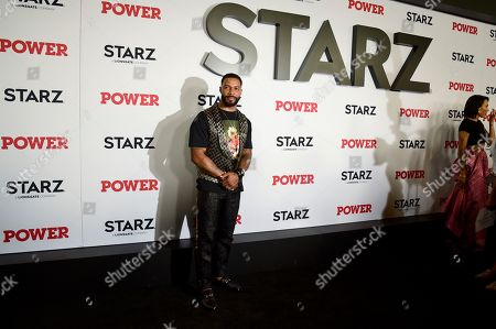 Editorial image of 'Power' TV show final season premiere, Arrivals, Hulu Theater at Madison Square Garden, New York, USA - 20 Aug 2019