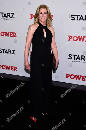 Editorial photo of 'Power' TV show final season premiere, Arrivals, Hulu Theater at Madison Square Garden, New York, USA - 20 Aug 2019