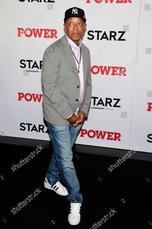 Stock Picture of Russell Simmons