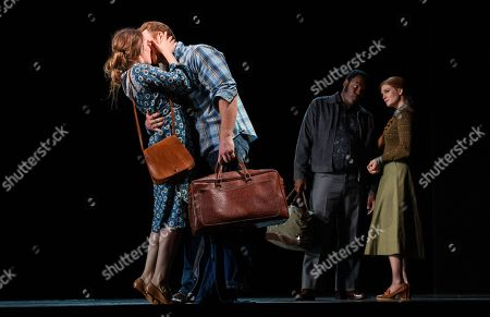 Editorial photo of 'Breaking the Waves' opera dress rehearsal, Edinburgh International Festival, King's Theatre, Scotland - 20 Aug 2019