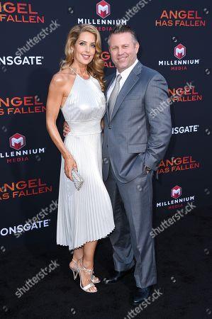 Tanya Waugh and Ric Roman Waugh