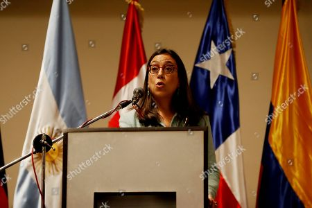 Editorial photo of CICIG demands Guatemala to keep the fight against corruption at the end of its term, Guatemala City - 20 Aug 2019