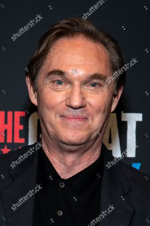 Stock Picture of Richard Thomas