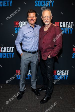 Editorial photo of 'The Great Society' play photocall, New York, USA - 19 Aug 2019