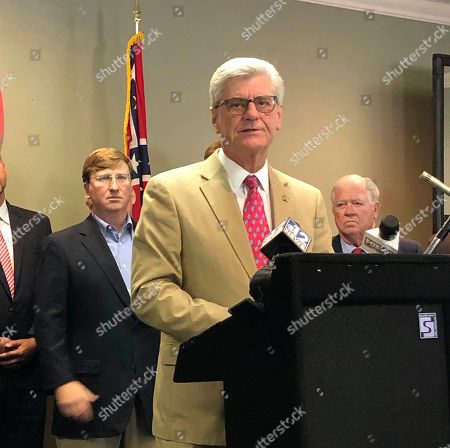 Editorial image of Election 2019-Mississippi, Jackson, USA - 20 Aug 2019