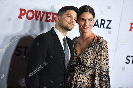 Jerry Ferrara and Breanne Racano