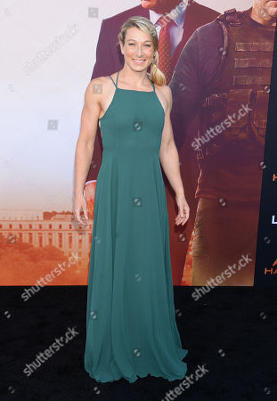 Editorial picture of 'Angel Has Fallen' film premiere, Arrivals, Regency Village Theatre, Los Angeles, USA - 20 Aug 2019