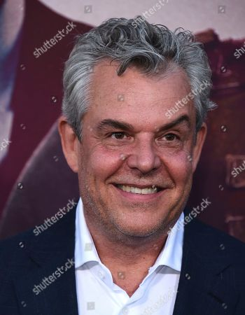 "Danny Huston arrives at the Los Angeles premiere of ""Angel Has Fallen"" at the Regency Village Theatre on"