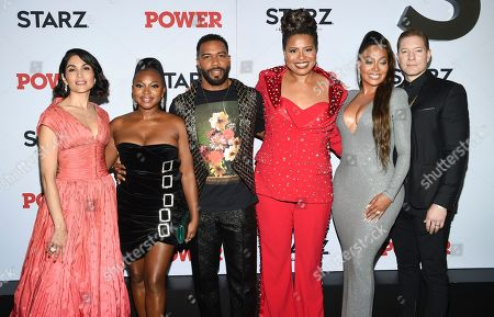 "Editorial photo of World Premiere of ""Power"" Final Season, New York, USA - 20 Aug 2019"