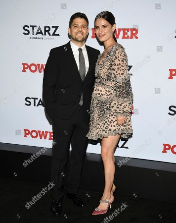 "Editorial picture of World Premiere of ""Power"" Final Season, New York, USA - 20 Aug 2019"