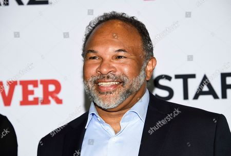 """Geoffrey Owens attends the world premiere of the Starz television series """"Power"""" final season at Madison Square Garden, in New York"""