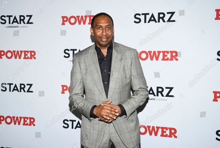 """Editorial picture of World Premiere of """"Power"""" Final Season, New York, USA - 20 Aug 2019"""