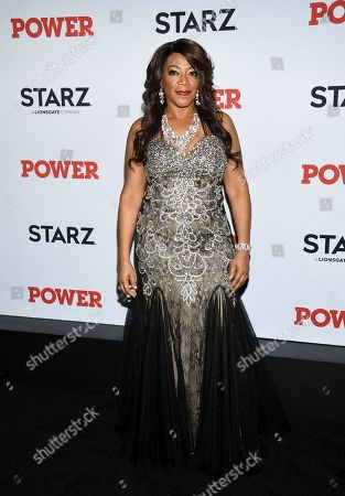 "Editorial image of World Premiere of ""Power"" Final Season, New York, USA - 20 Aug 2019"