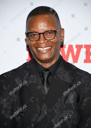 "Lawrence Gilliard Jr. attends the world premiere of the Starz television series ""Power"" final season at Madison Square Garden, in New York"