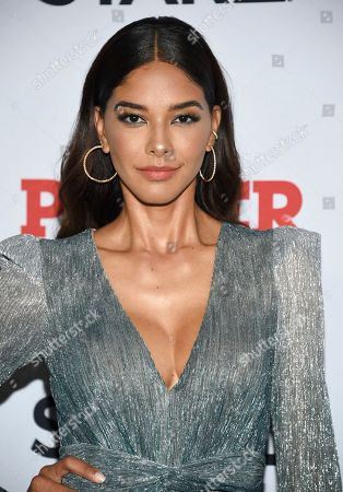"""Stock Photo of Heidy De La Rosa attends the world premiere of the Starz television series """"Power"""" final season at Madison Square Garden, in New York"""