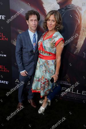 Tim Blake Nelson, Lisa Benavides