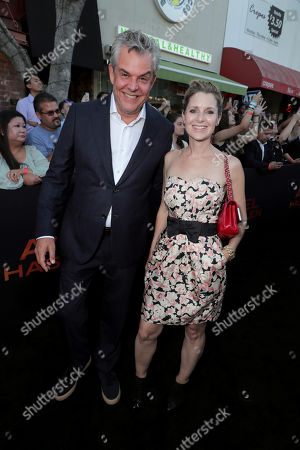 Editorial photo of The world film premiere of Lionsgate's 'Angel Has Fallen' at Regency Village Theatre, Los Angeles, USA - 20 Aug 2019