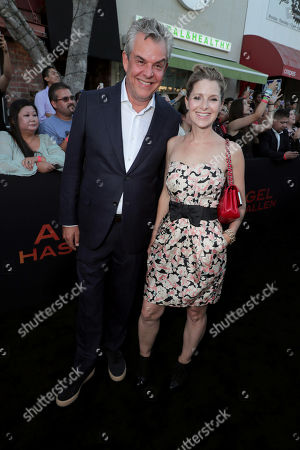 Danny Huston, Rosie Fellner