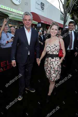 Editorial image of The world film premiere of Lionsgate's 'Angel Has Fallen' at Regency Village Theatre, Los Angeles, USA - 20 Aug 2019