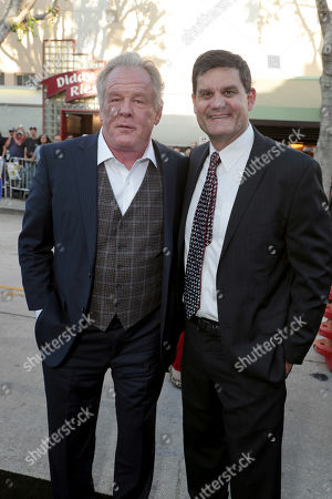 Nick Nolte, Jason Constantine, President of Acquisitions and Co-Productions, Lionsgate Motion Picture Group,