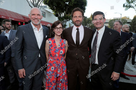 Editorial picture of The world film premiere of Lionsgate's 'Angel Has Fallen' at Regency Village Theatre, Los Angeles, USA - 20 Aug 2019