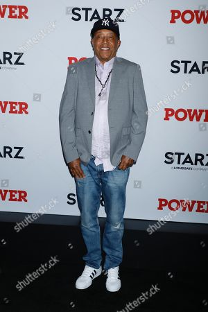 Stock Image of Russell Simmons