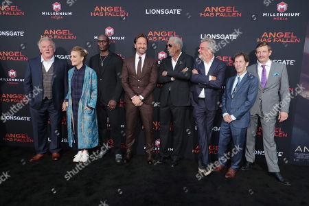 Stock Image of Nick Nolte, Piper Perabo, Lance Reddick, Gerard Butler, Morgan Freeman, Danny Huston, Tim Blake Nelson, Frederick Schmidt