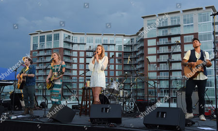 Editorial picture of BMI Rooftop on the Row, Nashville, USA - 20 Aug 2019