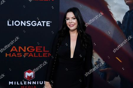 Editorial picture of Premiere of Lionsgate's Angel Has Fallen, Los Angeles, USA - 20 Aug 2019