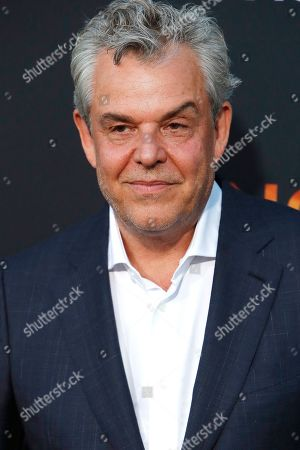 Stock Picture of Danny Huston arrives for the premiere of Lionsgate's 'Angel Has Fallen' at the Regency Village Theater in Los Angeles, California, USA, 20 August 2019. The movie opens in US theaters on 23 August 2019.