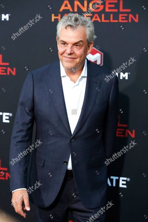 Danny Huston arrives for the premiere of Lionsgate's 'Angel Has Fallen' at the Regency Village Theater in Los Angeles, California, USA, 20 August 2019. The movie opens in US theaters on 23 August 2019.