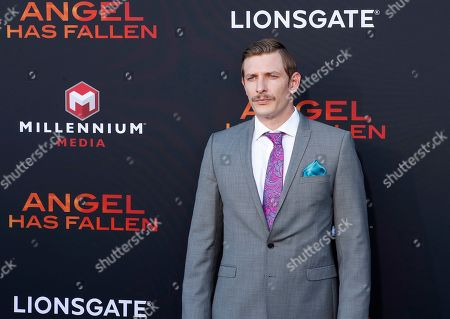 Editorial image of Premiere of Lionsgate's Angel Has Fallen, Los Angeles, USA - 20 Aug 2019