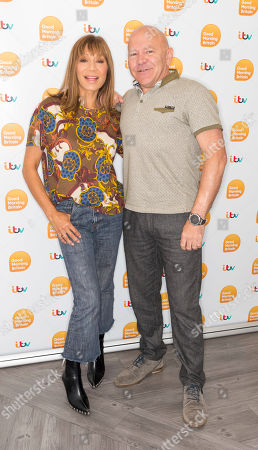 Anna Ryder Richardson and Dominic Littlewood