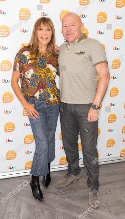 Editorial photo of 'Good Morning Britain' TV show, London, UK - 21 Aug 2019