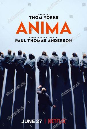 Anima (2019) Poster Art. Thom Yorke