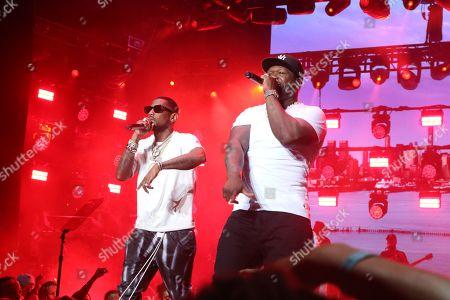 Fabolous & 50 Cent
